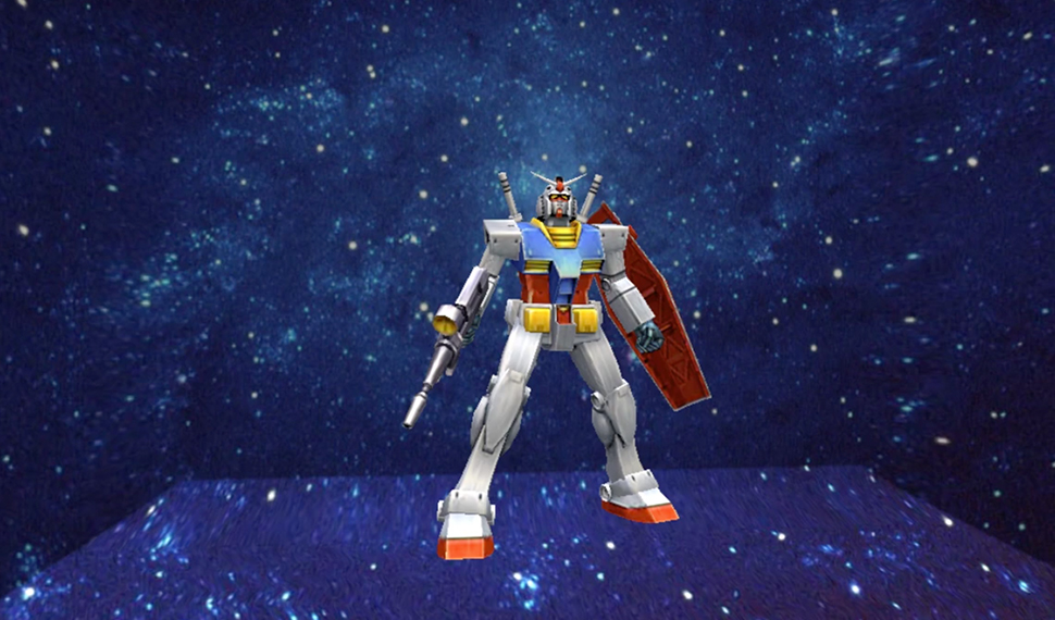 The Gundam universe launches the Colony Connection challenge at Model Expo Italy