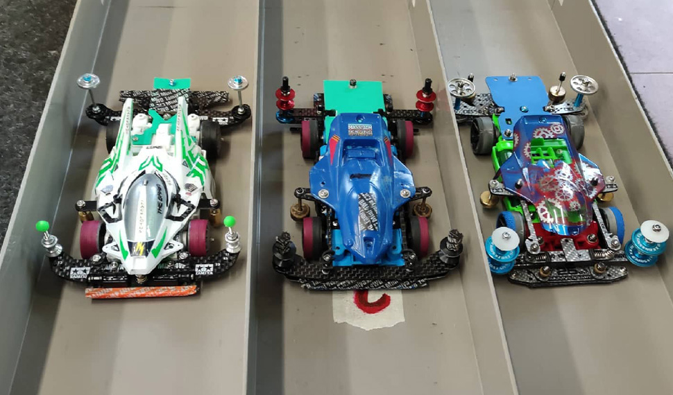 Model Expo Italy on track with Black Panthers and two eagerly-awaited Mini 4WD races