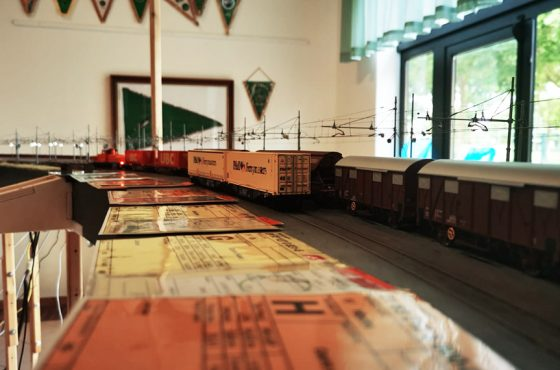 Amazing and sophisticated technologies at the service of miniature trains at Model Expo Italy!