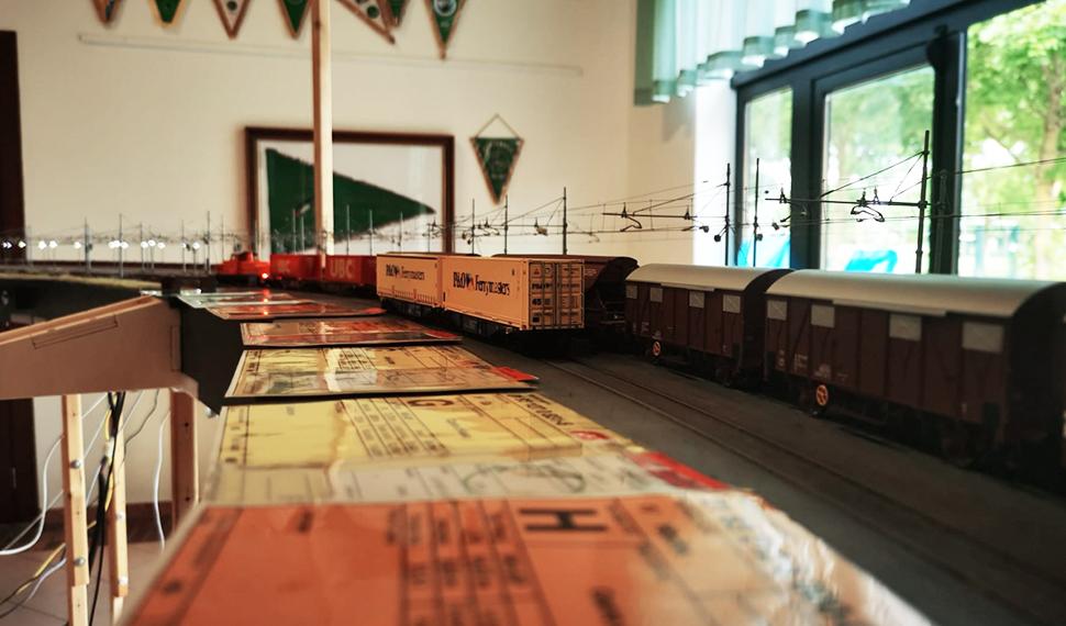 A Model Expo Italy le tecnologie più sofisticate sono al servizio di treni in miniatura!