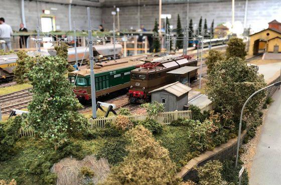 Model railways from all over Italy at Model Expo Italy in Verona