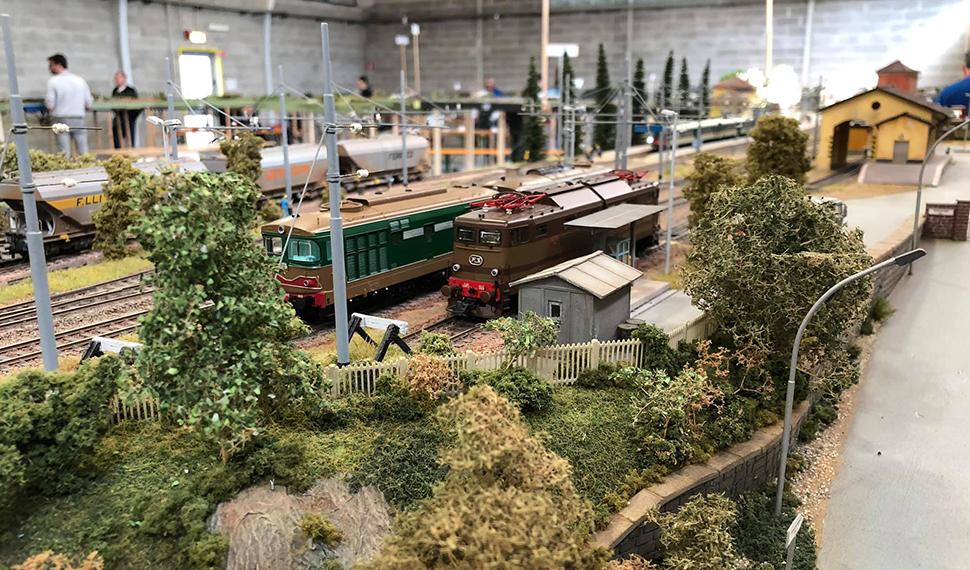 A Verona il modellismo ferroviario da tutta Italia in occasione di Model Expo Italy